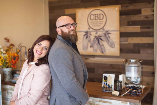 CBD American Shaman of Frisco Store Owners